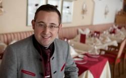Sommelier Club Präsident Johannes Pfefferkorn aus dem Hotel Die Krone von Lech