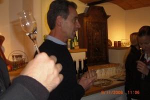 Weinreise ins österreichische Weinviertel Herbst 2008