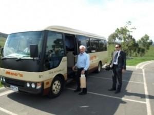 Der Erste Sommelier Club Österreichs unterwegs in Australien