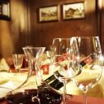 Hotelrestaurant Krone in Lech: am Gipfel des Genusses
