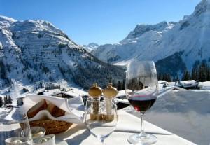 Gault Millau ausgezeichnetes Restaurant im Goldenen Berg