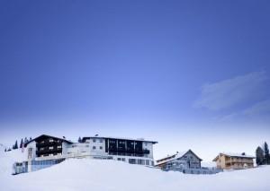 Die Aussicht genießen und Sonne tanken im Hotel Goldener Berg