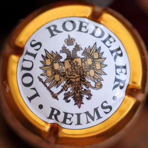 Verkostung Champagner Louis Roederer